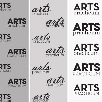 New York Arts Practicum, Logo and Branding, 2011